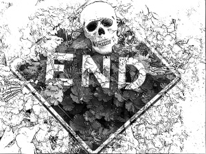 skeleton-end-sign-sketched