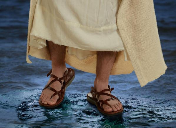 feet-jesus-walking-water-sandals-93558008